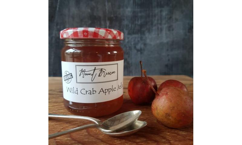 Organic Crab Apple Jelly