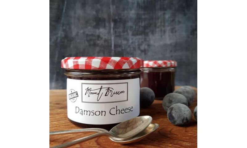 Organic Damson Fruit Cheese