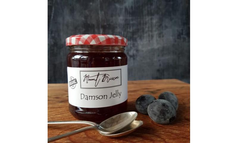 Organic Damson Jelly
