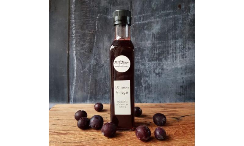 Organic Damson Fruit Vinegar