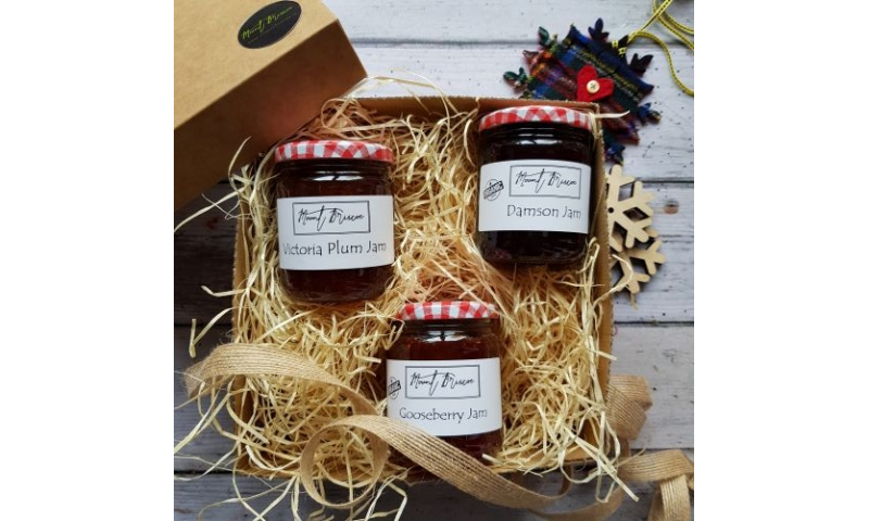 Christmas Jammy Trio Gift Box