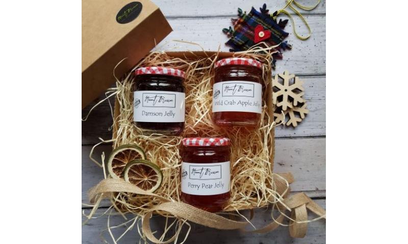 Mount Briscoe Jellies Trio Gift Box