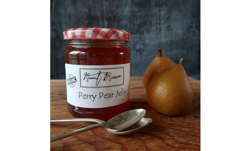 Organic Perry Pear Jelly