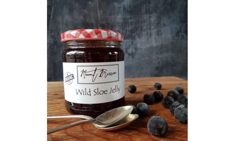 Organic Wild Sloe Jelly